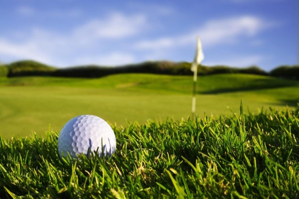 LAMPUNG POST | Polda Lampung Gelar Open Tournament Golf