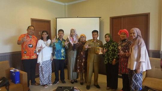 LAMPUNG POST | Tim Dinas Pariwisata Lampung Pelajari Pengembangan Wisata di Bantaeng