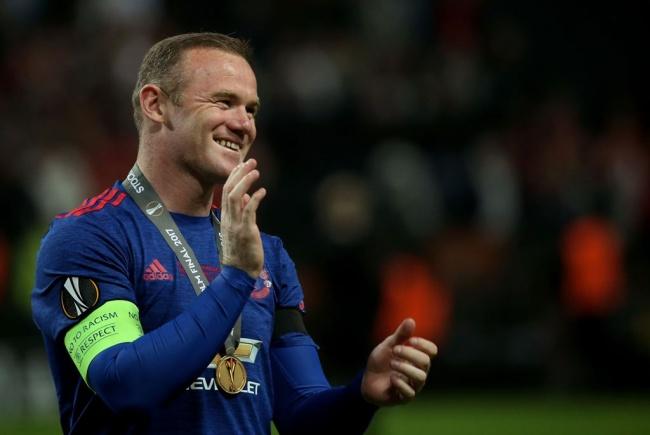 LAMPUNG POST | Momen tak Terlupakan Rooney Bersama MU di Eropa