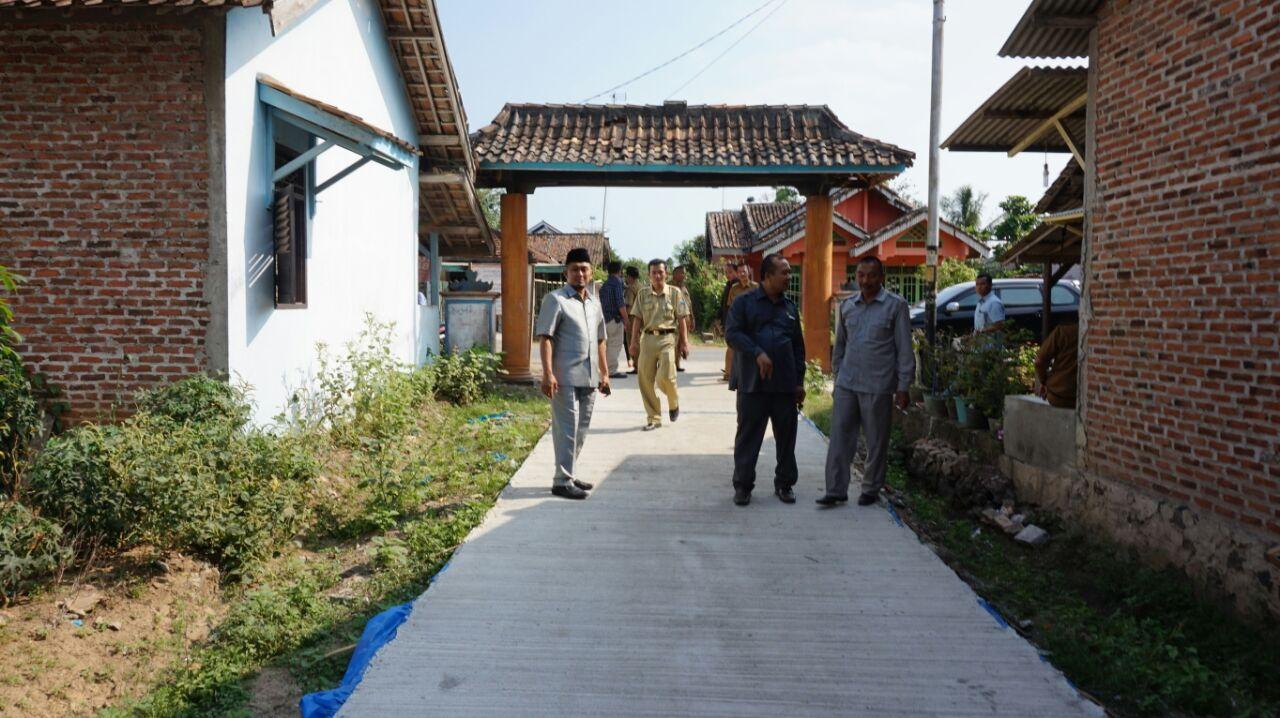 LAMPUNG POST | Komisi A DPRD Lampung Selatan Monitoring Dana Desa