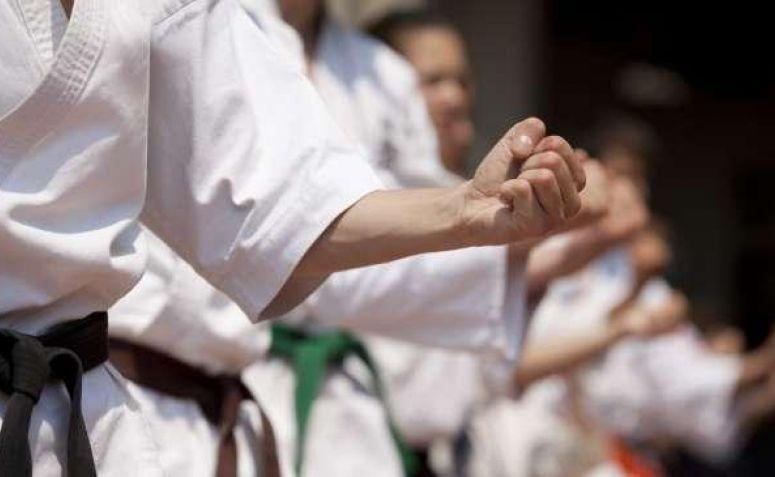 Karateka Lampung Bawa Pulang  Tujuh Medali dari Padang