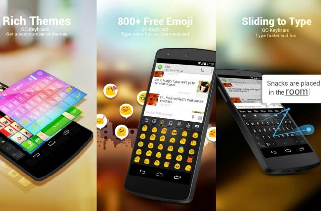 LAMPUNG POST | GO Keyboard Berpotensi Memata-matai Ratusan Juta Pengguna Android