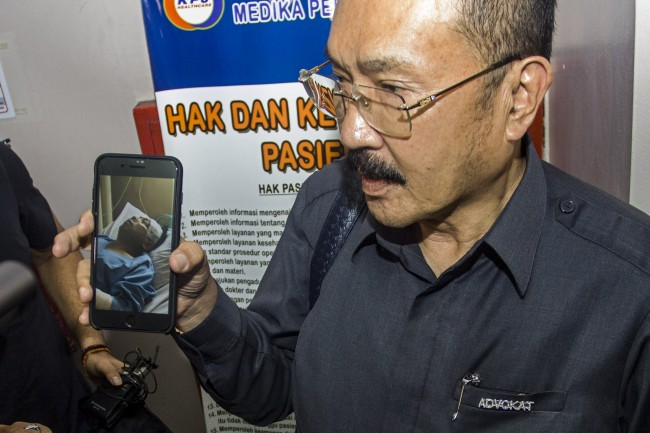 LAMPUNG POST | KPK Keluarkan Surat Penahanan Setya Novanto