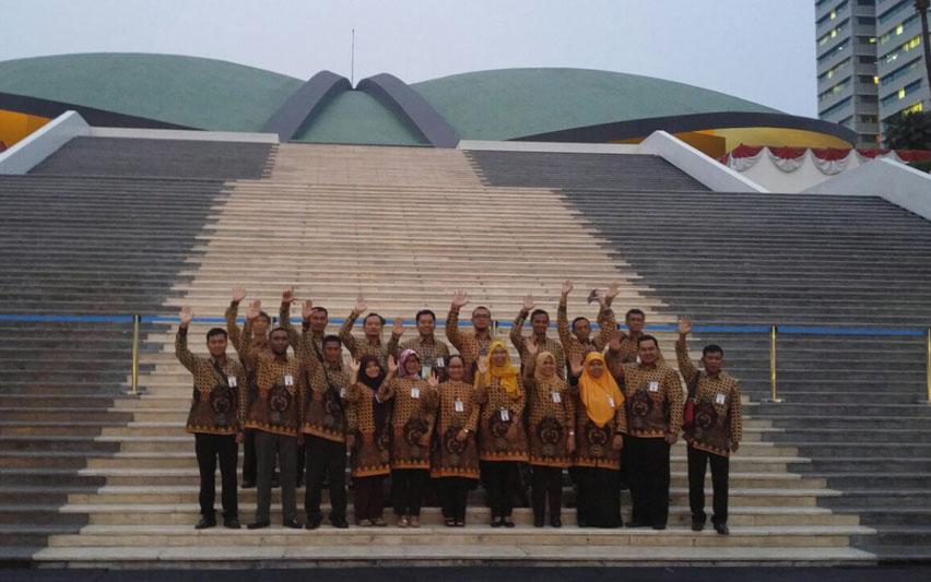 LAMPUNG POST | Lampung Kembali Raih Juara Pertama Lomba Wana Lestari