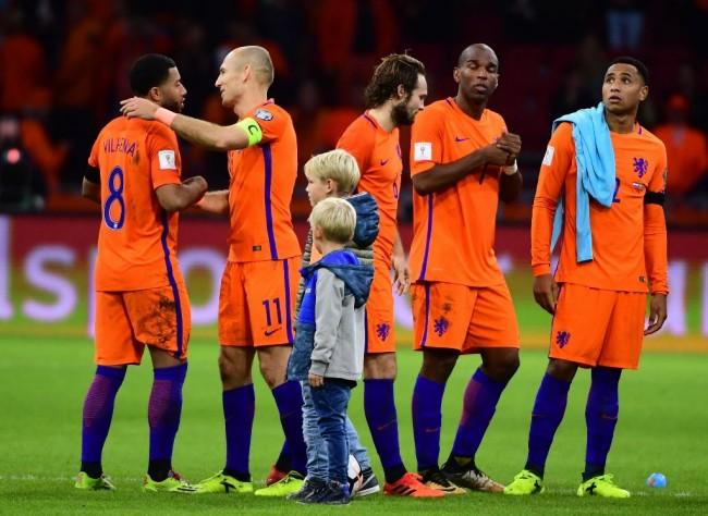 LAMPUNG POST | Catatan Hitam Belanda Sepanjang Kualifikasi Piala Dunia 2018