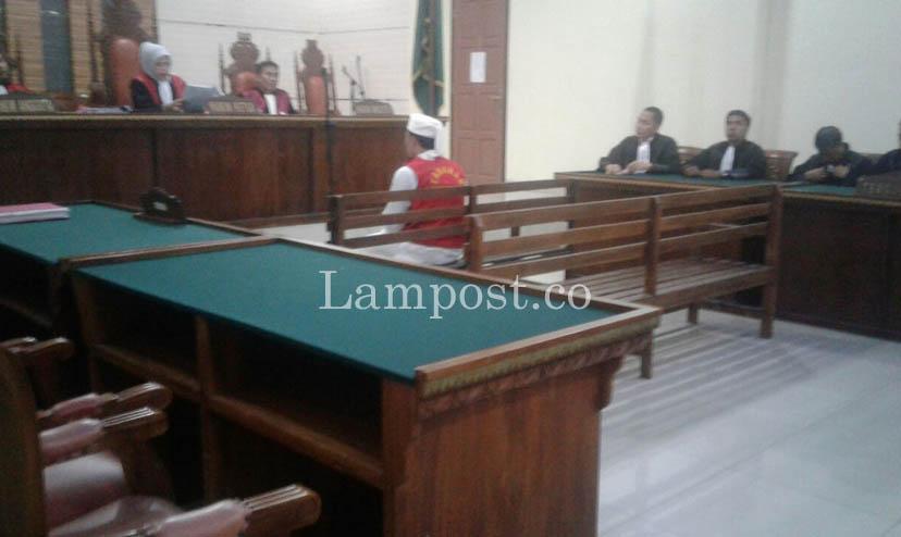 Penghina Kapolri Divonis 1 TahunPenjara