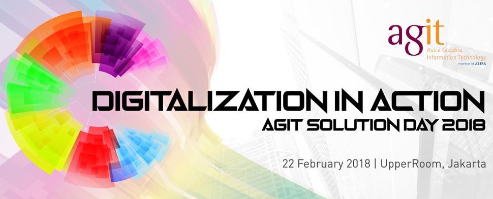 AGIT Solution Day 2018 Siap Kembali Digelar