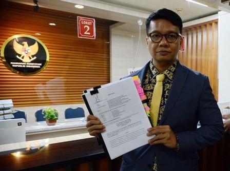 LAMPUNG POST | Langkah Jokowi Takkan Teken Perppu MD3 Dinilai Tepat