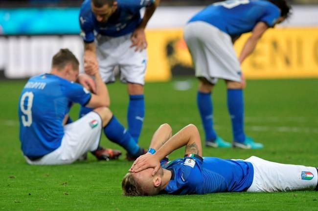 LAMPUNG POST   Pelatih Jerman Sedih Italia Absen di Piala Dunia 2018