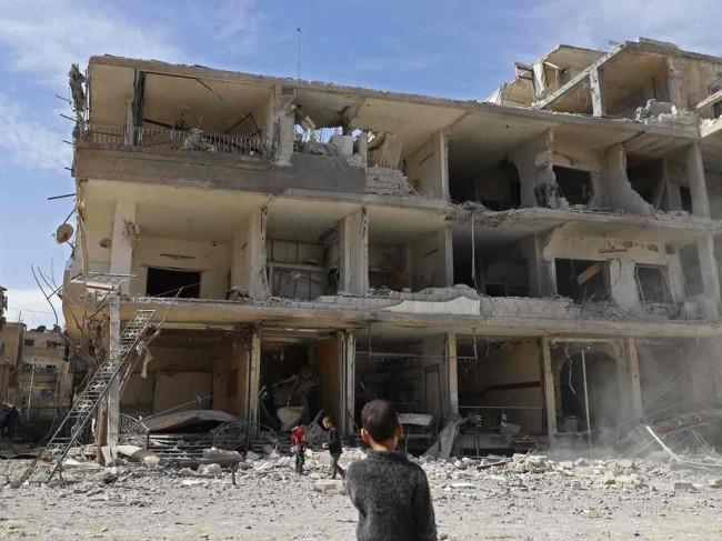 Korut Bantah Memasok Senjata Kimia ke Suriah