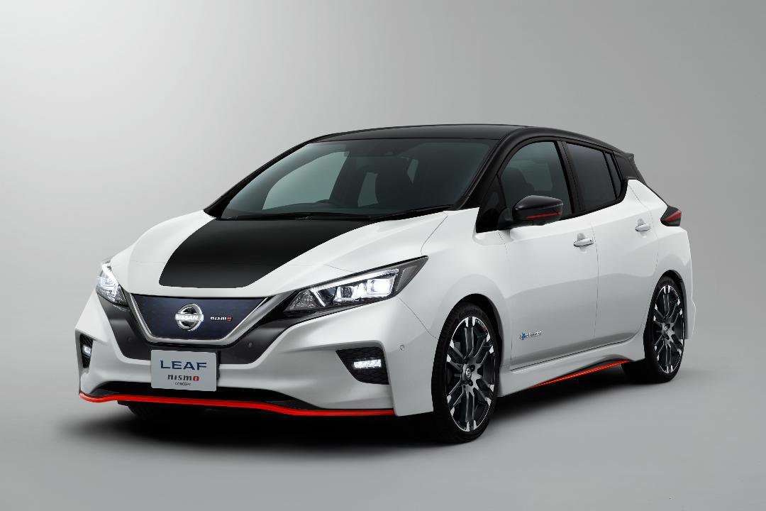 LAMPUNG POST   Nissan Tampilkan Konsep Leaf dan Serena Nismo di Tokyo Motor Show 2017