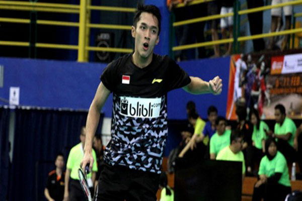 Tim Bulu Tangkis Putra Indonesia Lolos Piala Thomas