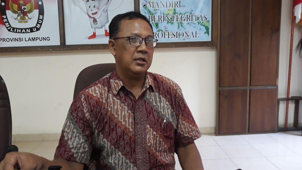 KPU Lampung Bentuk Dewan Etik Untuk Rakata