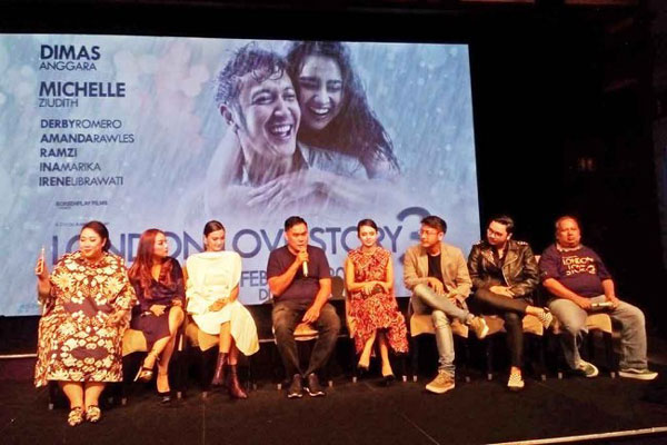 London Love Story 3 Tayang di Bioskop 1 Februari 2018