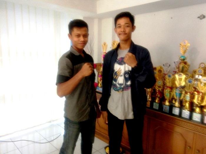 LAMPUNG POST | Dua Mahasiswa Darmajaya Wakili Lampung di Pomnas 2017