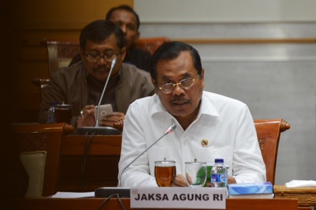 LAMPUNG POST | Candaan Jaksa Agung Soal Mangkraknya Jembatan Surga-Neraka