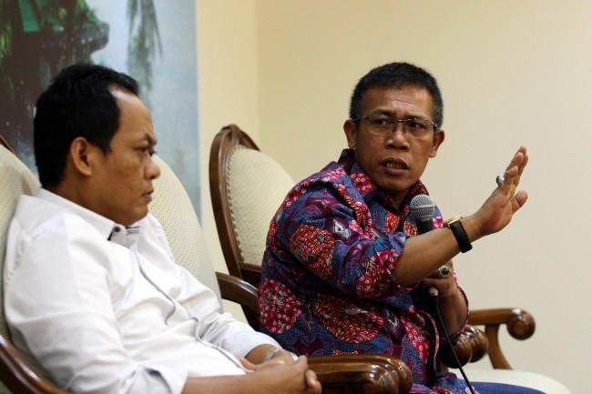 LAMPUNG POST | PDIP Depak Masinton dari Kursi Wakil Ketua Pansus Angket