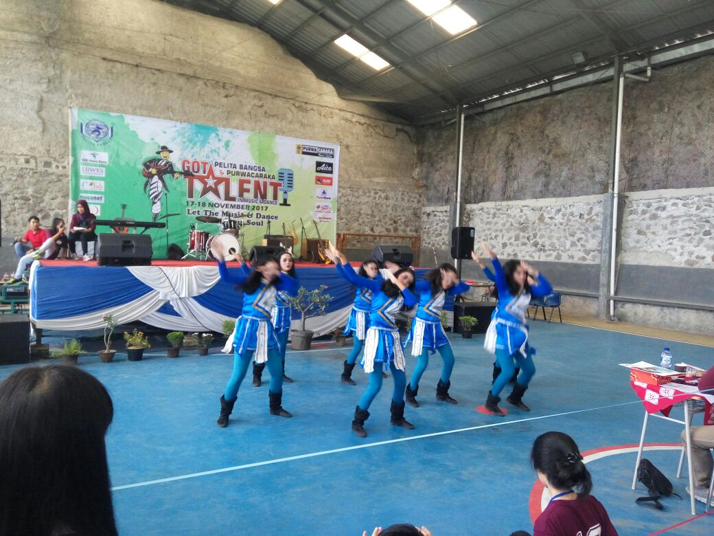 LAMPUNG POST | Pelita Bangsa Gelar Got Talent 2017