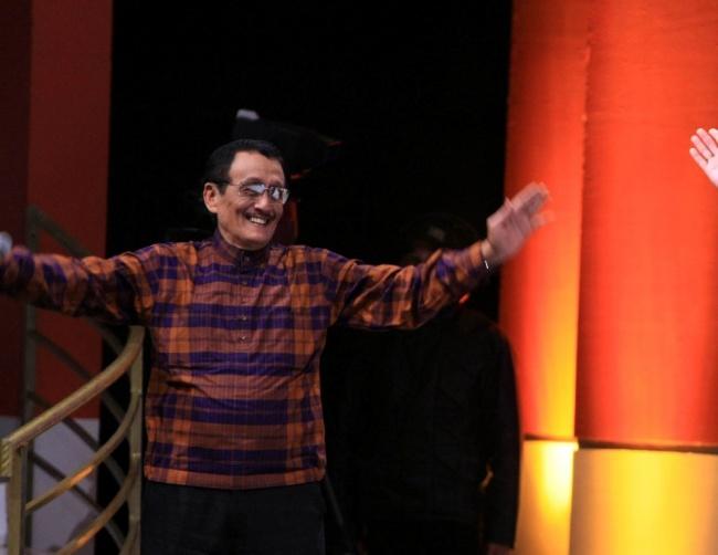 LAMPUNG POST | Basofi Sudirman, Jenderal yang Tenar di Dangdut dan Politik