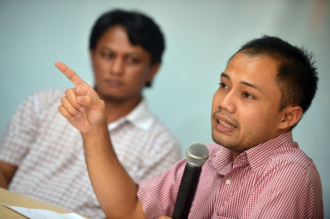 LAMPUNG POST | ICW Cium Kongkalikong di Sengkarut DPD