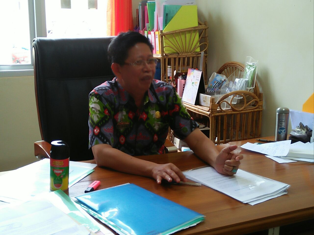 LAMPUNG POST | Pasien Rumah Sakit Komunitas di Krui Telah Mencapai 560 Orang