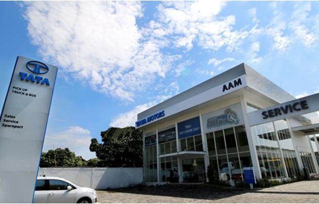 Tata Motors Buka Diler Baru di Surabaya