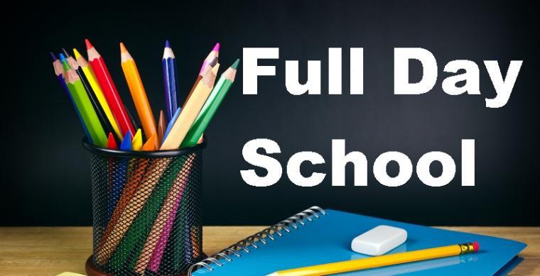LAMPUNG POST | Hari Pertama Full Day School