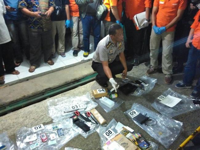 LAMPUNG POST | Kelompok Buahbatu Sempat Pasang Bom di Rumah Makan