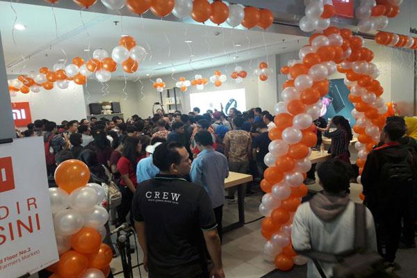 LAMPUNG POST | Erajaya-Xiaomi Resmikan Authorized Mi Store