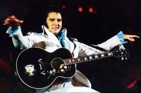 LAMPUNG POST | Jelang 40 Tahun Kematiannya, Elvis Presley Tetap Dikenang