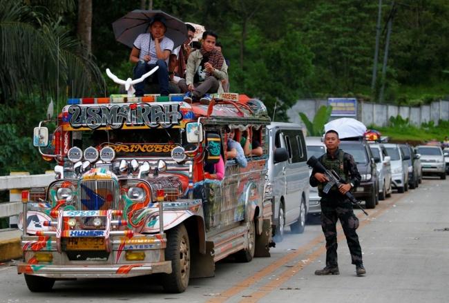 LAMPUNG POST | ISIS Mulai Merangsek Wilayah Konflik di Asia