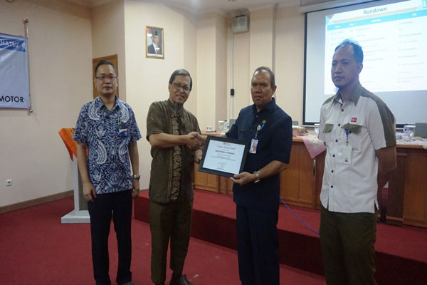 LAMPUNG POST | Daihatsu Gelar Pelatihan untuk Guru SMK di Jakarta