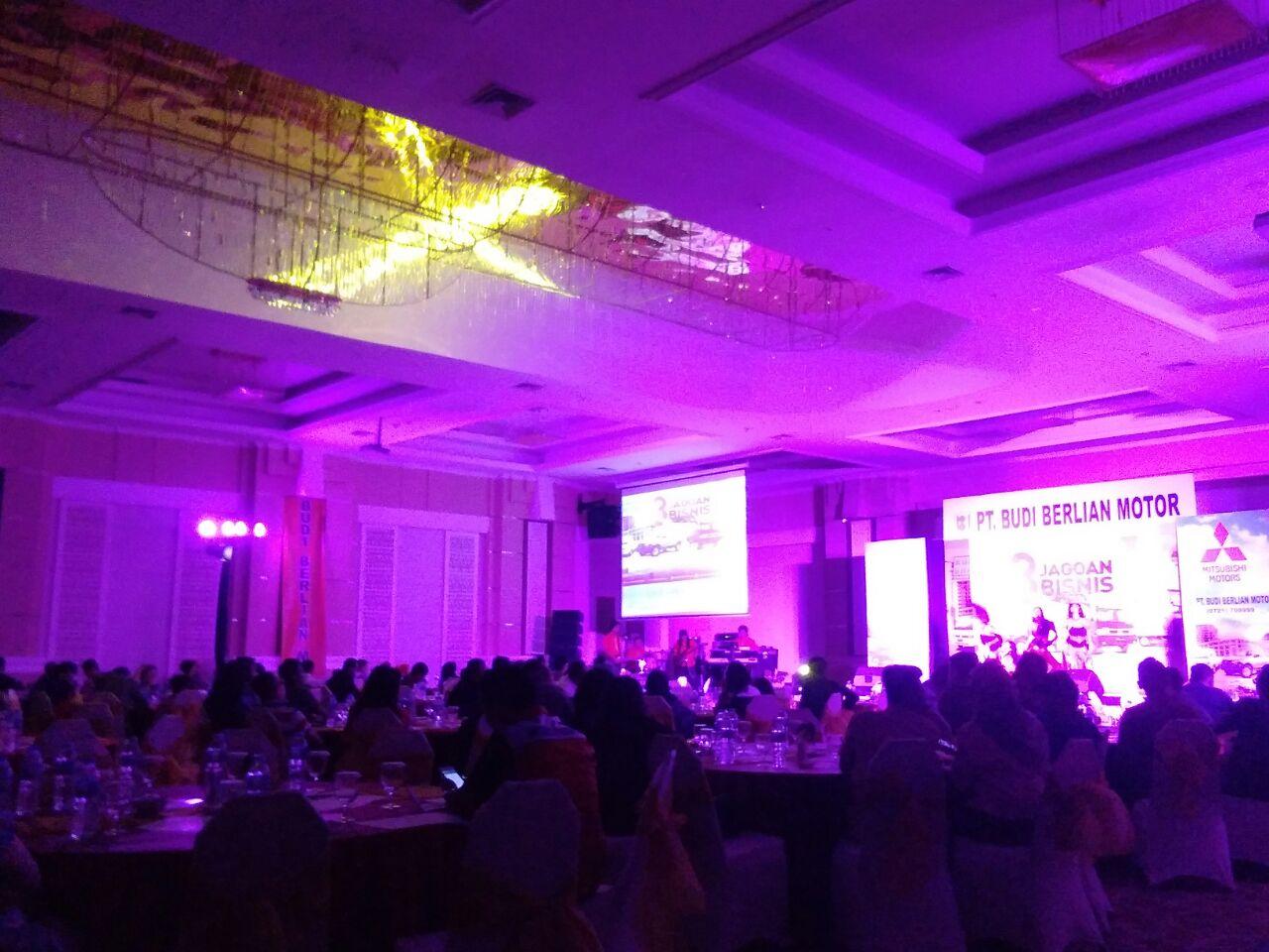 LAMPUNG POST | Budi Berlian Kembali Gelar Gathering 3 Jagoan Bisnis