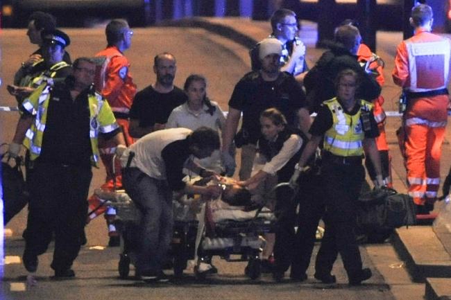 LAMPUNG POST   Kelompok IS Mengaku Bertanggung Jawab Atas Serangan London