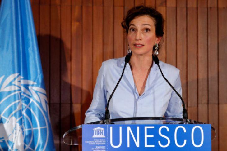 LAMPUNG POST | Audrey Azoulay Jadi Dirjen UNESCO