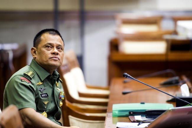 LAMPUNG POST | Panglima TNI: Indonesia Dijajah Media Sosial!