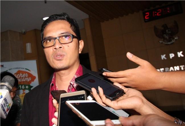 LAMPUNG POST | KPK Siap Beri Perlindungan ke Novanto, Asal . .