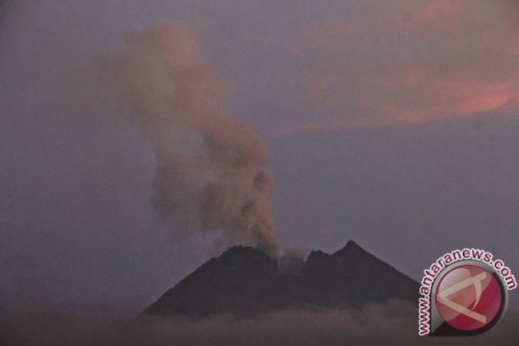 Meletus, Status Gunung Merapi Normal Aktif