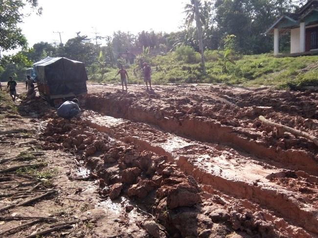 Dinas PUPR Fokuskan Pembangunan Infrastruktur Jalan