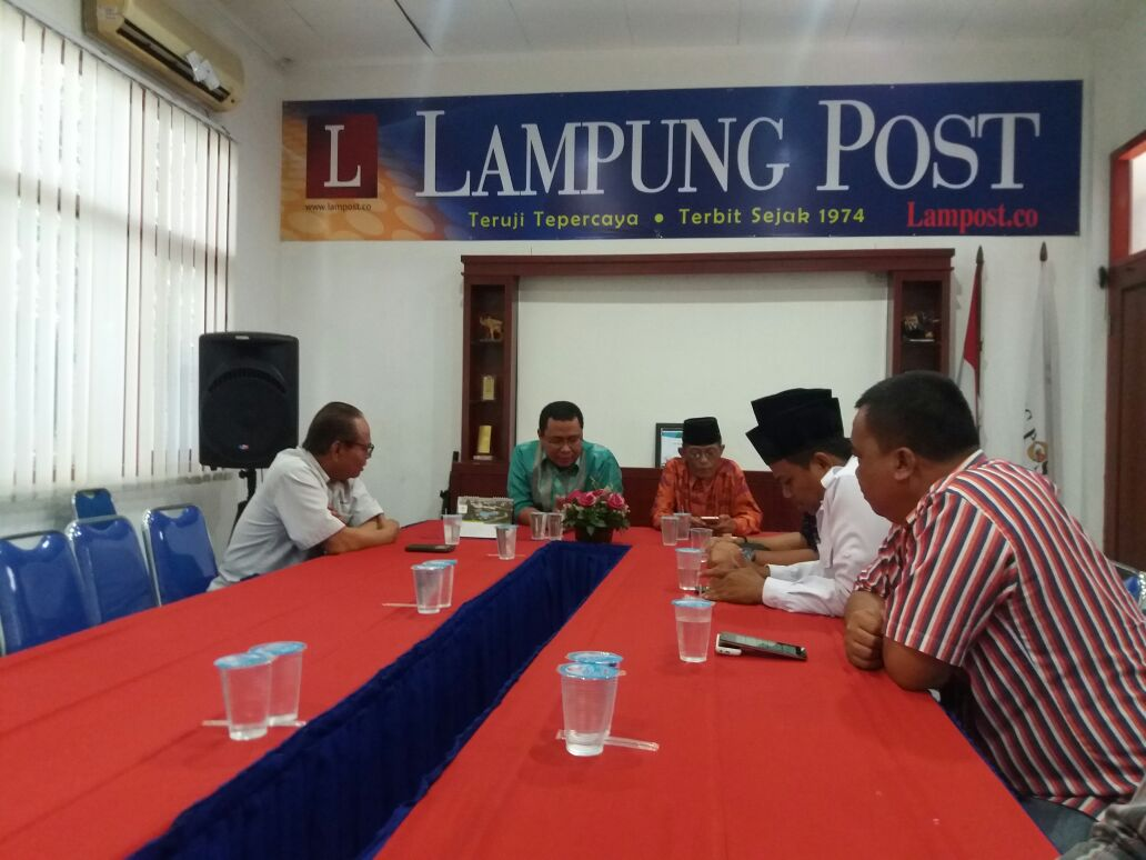 LAMPUNG POST | NU Lampung Intensif Persiapkan Peringatan HSN III dan Pra-Munas