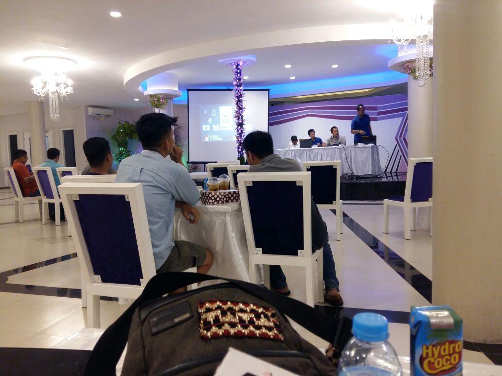 Futsal League Lampung Walk 2018 Gelar Technical Meeting