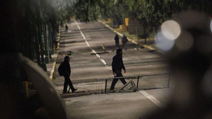 LAMPUNG POST   26 Orang Tewas dalam Baku Tembak antar Kartel Meksiko