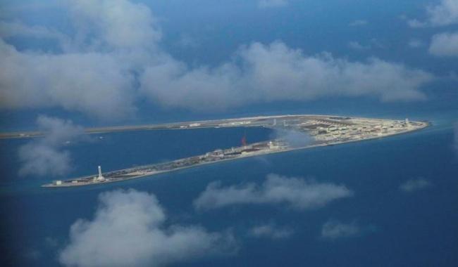 LAMPUNG POST | Tiongkok Berang atas Tuduhan Menhan AS Soal Laut China Selatan