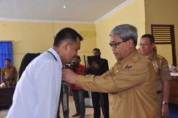 LAMPUNG POST | Wakil Bupati Loekman Djoyosoemarto Buka Diklatpim IV Angkatan XVIII