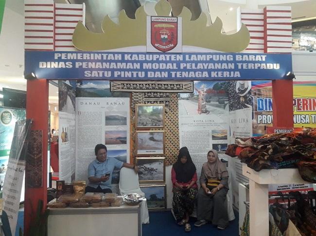 LAMPUNG POST | Lampung Barat Promosikan Produk Unggulan di Lombok