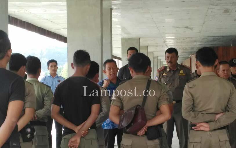 LAMPUNG POST | Pemda Tubaba Bentuk UPTD Kelola Islamic Center