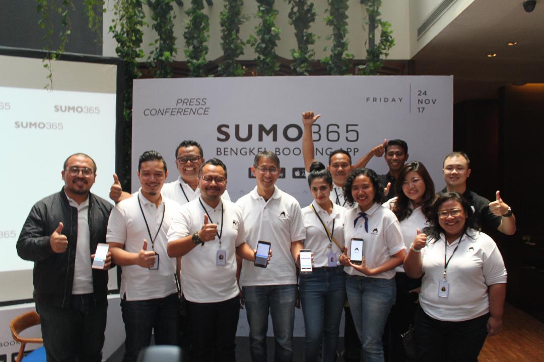 LAMPUNG POST | Aplikasi Otomotif Sumo365 Resmi Hadir di Indonesia