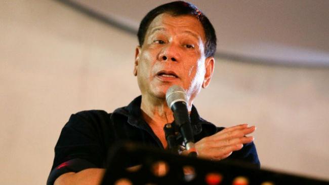 LAMPUNG POST | Presiden Filipina Perpanjangan Darurat Militer Hingga Akhir Tahun