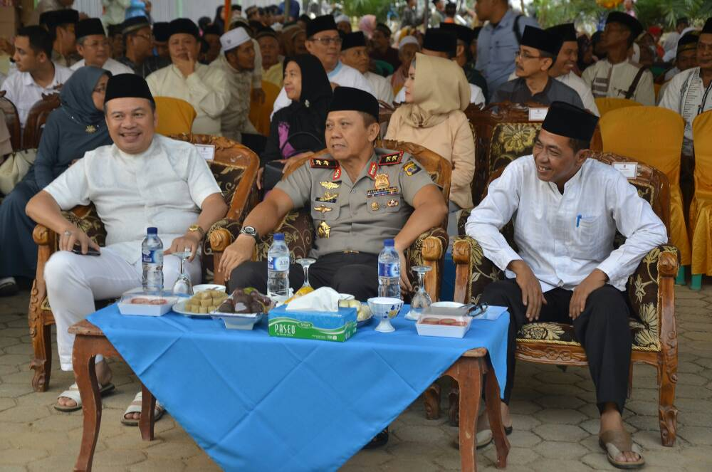 LAMPUNG POST   Tim Safari Ramadan Pemprov Lampung Kunjungi Mesuji