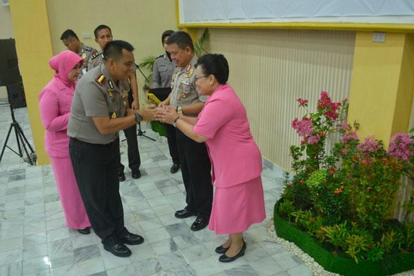 LAMPUNG POST | Bonifasius Yakin Polda Lampung Lebih Solid